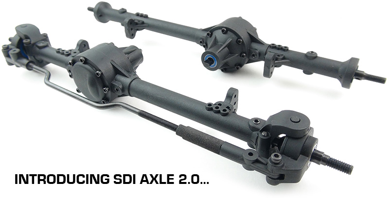 SDI Axle2.0