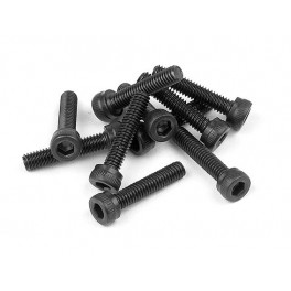 M2,5 Steel Hex Head (10 units)