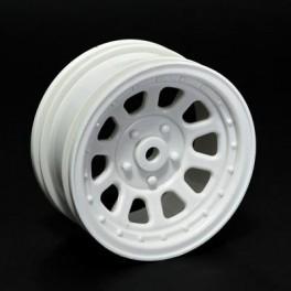 Wagon Wheel Blanca, Offset -3 (1 pieza)