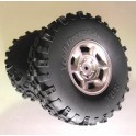 Trail Doctor XL ULTRA Soft 1,9 scale tire