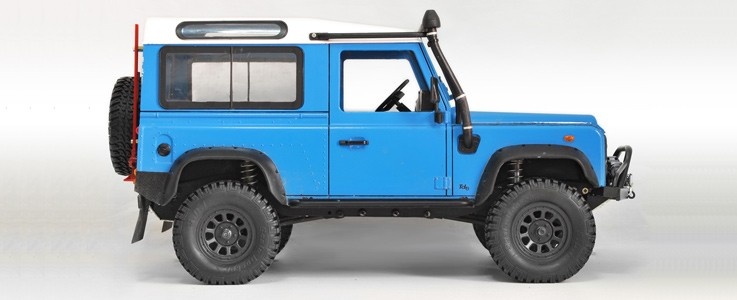 Blue Defender using SDI products